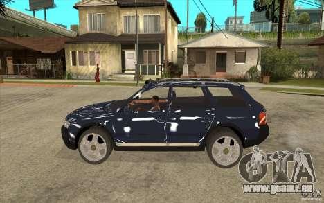 Audi Allroad Quattro pour GTA San Andreas