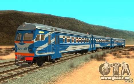 Train ER2-K-1321 pour GTA San Andreas