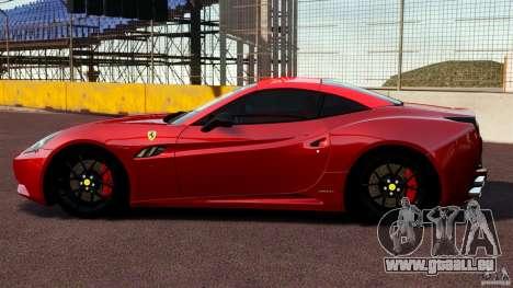 Ferrari California Novitec pour GTA 4 est une gauche
