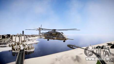 MH-53 Pavelow v1.1 pour GTA 4