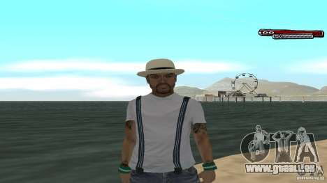 Skin Pack The Rifa Gang HD pour GTA San Andreas onzième écran