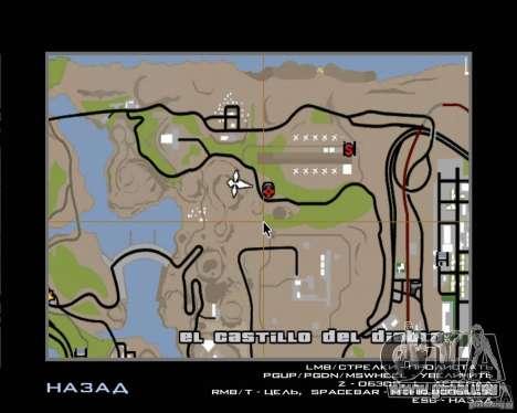 Cowboy Duell v2. 0 für GTA San Andreas achten Screenshot