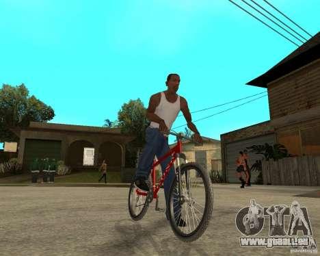 Kona Cowan 2005 für GTA San Andreas rechten Ansicht
