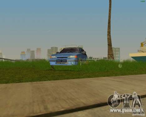 Lada Samara 3doors für GTA Vice City zurück linke Ansicht