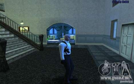 Agent 47 für GTA San Andreas fünften Screenshot