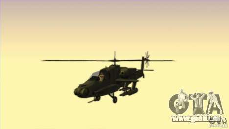 Shine Reflection ENBSeries v1.0.1 für GTA San Andreas elften Screenshot