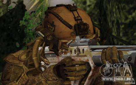 Tavor Tar-21 Steeldigital für GTA San Andreas dritten Screenshot