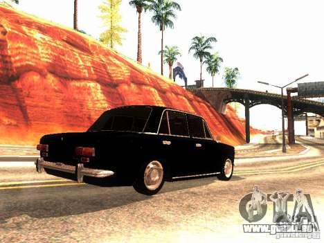 VAZ 2101 Drain für GTA San Andreas rechten Ansicht