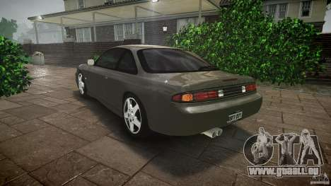 Nissan 200SX für GTA 4 Innen