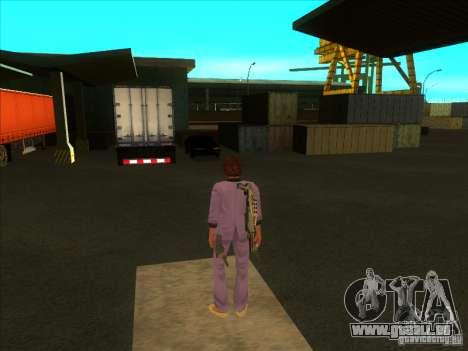 Ken Block pour GTA San Andreas deuxième écran