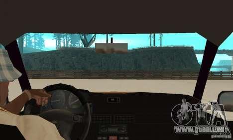 Land Rover Freelander KV6 pour GTA San Andreas vue de droite