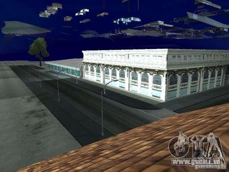 Greatland-Grèjtlènd v0.1 pour GTA San Andreas dixième écran