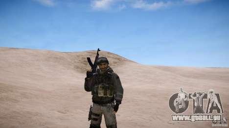 Prix capitaine de COD MW3 pour GTA 4 quatrième écran