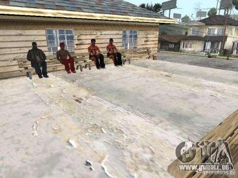 Der neue Grove Street für GTA San Andreas