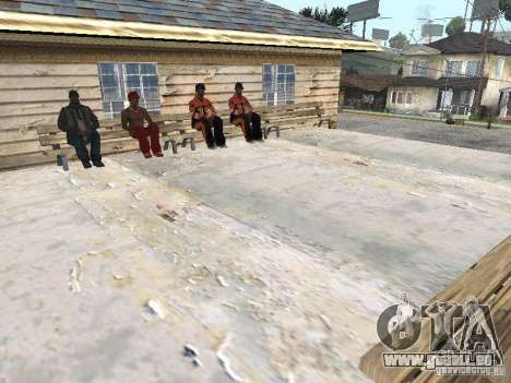 Le New Grove Street pour GTA San Andreas
