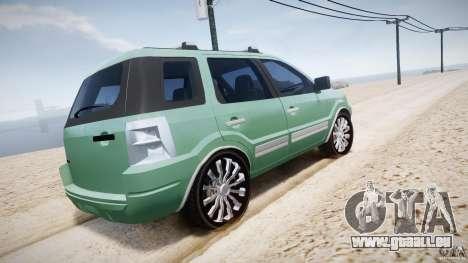 Ford EcoSport pour le moteur de GTA 4