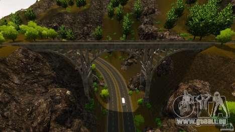 Countryside Mountains V pour GTA 4 quatrième écran