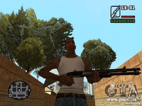 Schrotflinte für GTA San Andreas