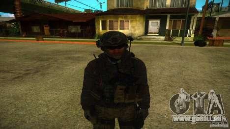 Sandman pour GTA San Andreas