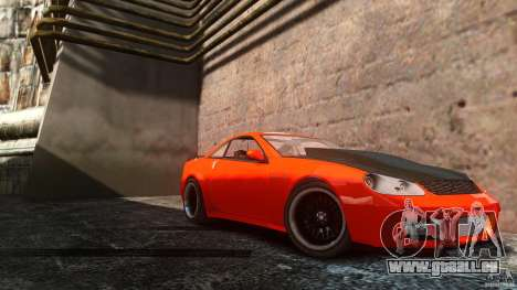Feltzer DriftTec pour GTA 4