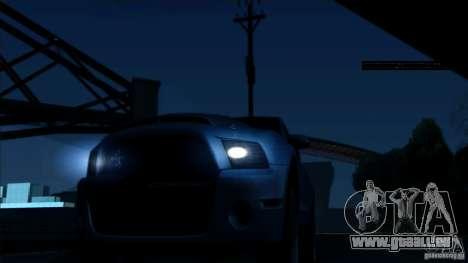 RAGE ENB für GTA San Andreas zweiten Screenshot