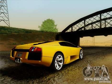 Lamborghini Murcielago LP640-4 für GTA San Andreas
