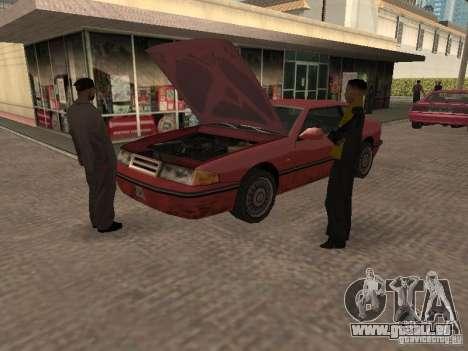 Lebendige Raum v1. 0 für GTA San Andreas dritten Screenshot
