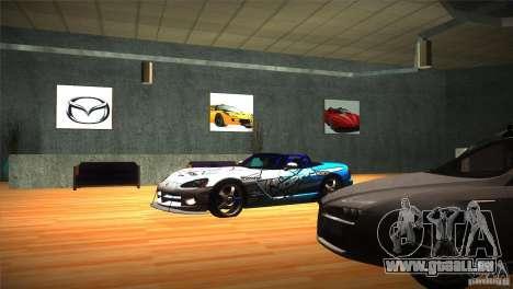 San Fierro Upgrade für GTA San Andreas