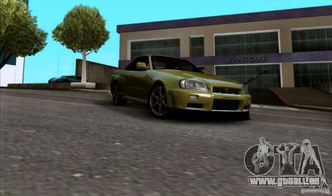 ENBseries by HunterBoobs v1.1 pour GTA San Andreas