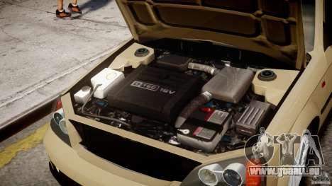 Chevrolet Evanda pour GTA 4 est un côté