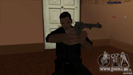 Colt Single Action Army für GTA San Andreas zweiten Screenshot