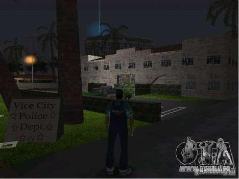 Nouveaux modèles de poste de police pour GTA Vice City