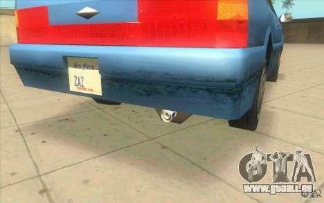 Mad Drivers New Tuning Parts pour GTA San Andreas neuvième écran