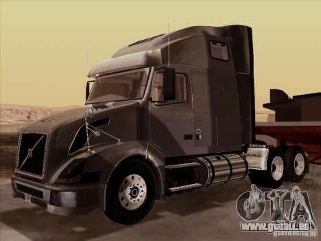 Volvo VNL 670 für GTA San Andreas