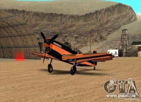 New Rustler pour GTA San Andreas