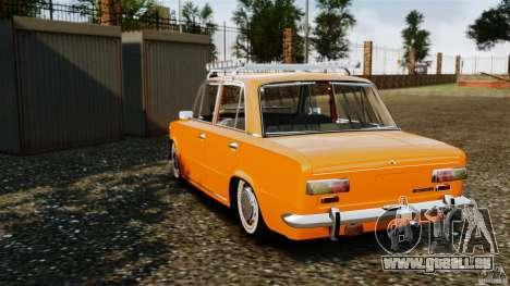 Resto Vaz-2101 pour GTA 4 Vue arrière de la gauche