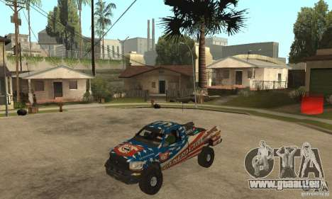Dodge Power Wagon Paintjobs Pack 2 für GTA San Andreas