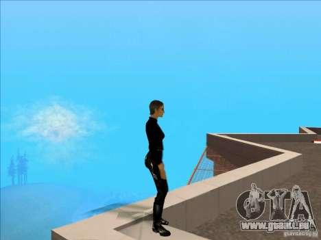 Matrix Skin Pack pour GTA San Andreas quatrième écran