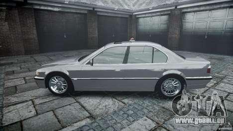 BMW 740i (E38) style 32 pour GTA 4 est un côté