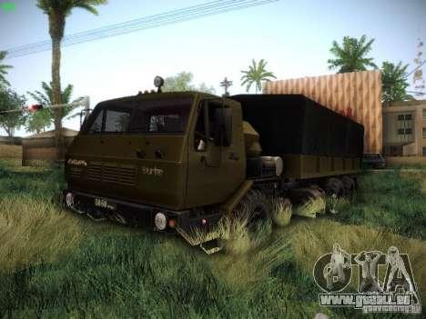 6316 KrAZ pour GTA San Andreas