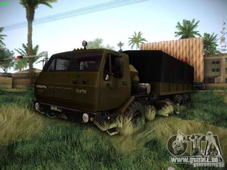 KrAZ-6316 für GTA San Andreas