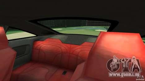 Audi TT Stock 2007 pour GTA 4 est un côté