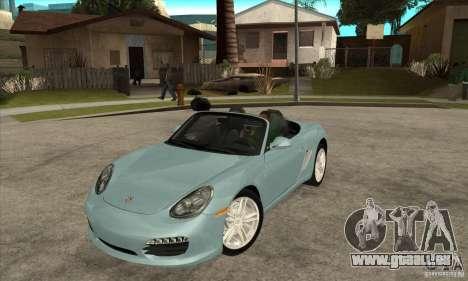 Porsche Boxster S 2010 für GTA San Andreas