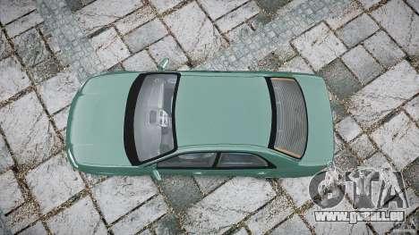 Subaru Impreza v2 für GTA 4 rechte Ansicht