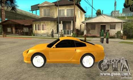 GTA IV Comet pour GTA San Andreas laissé vue