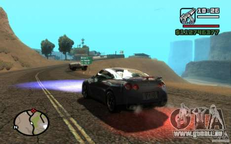 ENBSeries By Gasilovo für GTA San Andreas siebten Screenshot