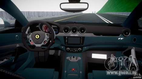 Ferrari FF 2012 pour GTA 4 est un droit