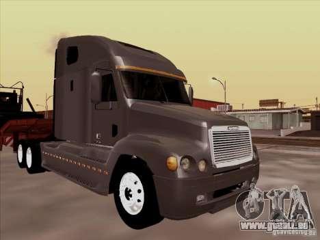 Freightliner Century ST pour GTA San Andreas laissé vue