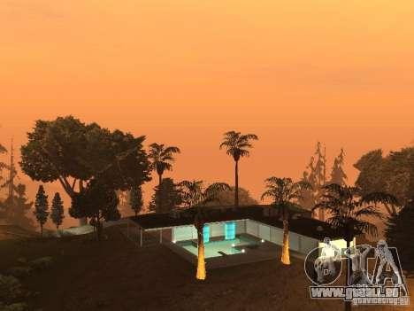 Miami House für GTA San Andreas