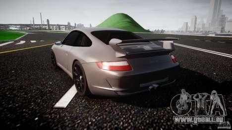 Porsche GT3 997 für GTA 4 rechte Ansicht